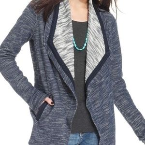 Lucky Lotus by Lucky Brand Waterfall Cardigan